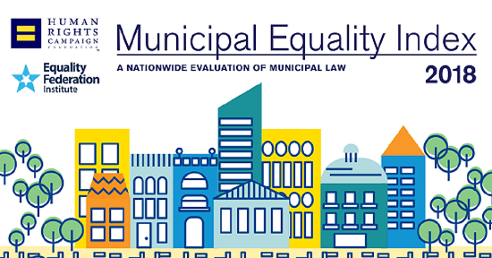 Image of the Municipal Equality Index graphic