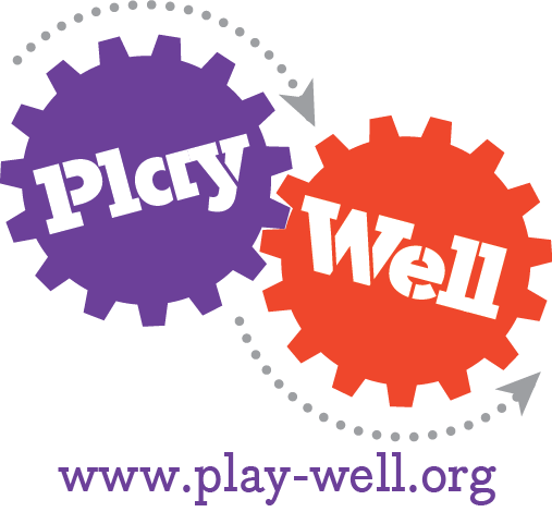 Play Well logo