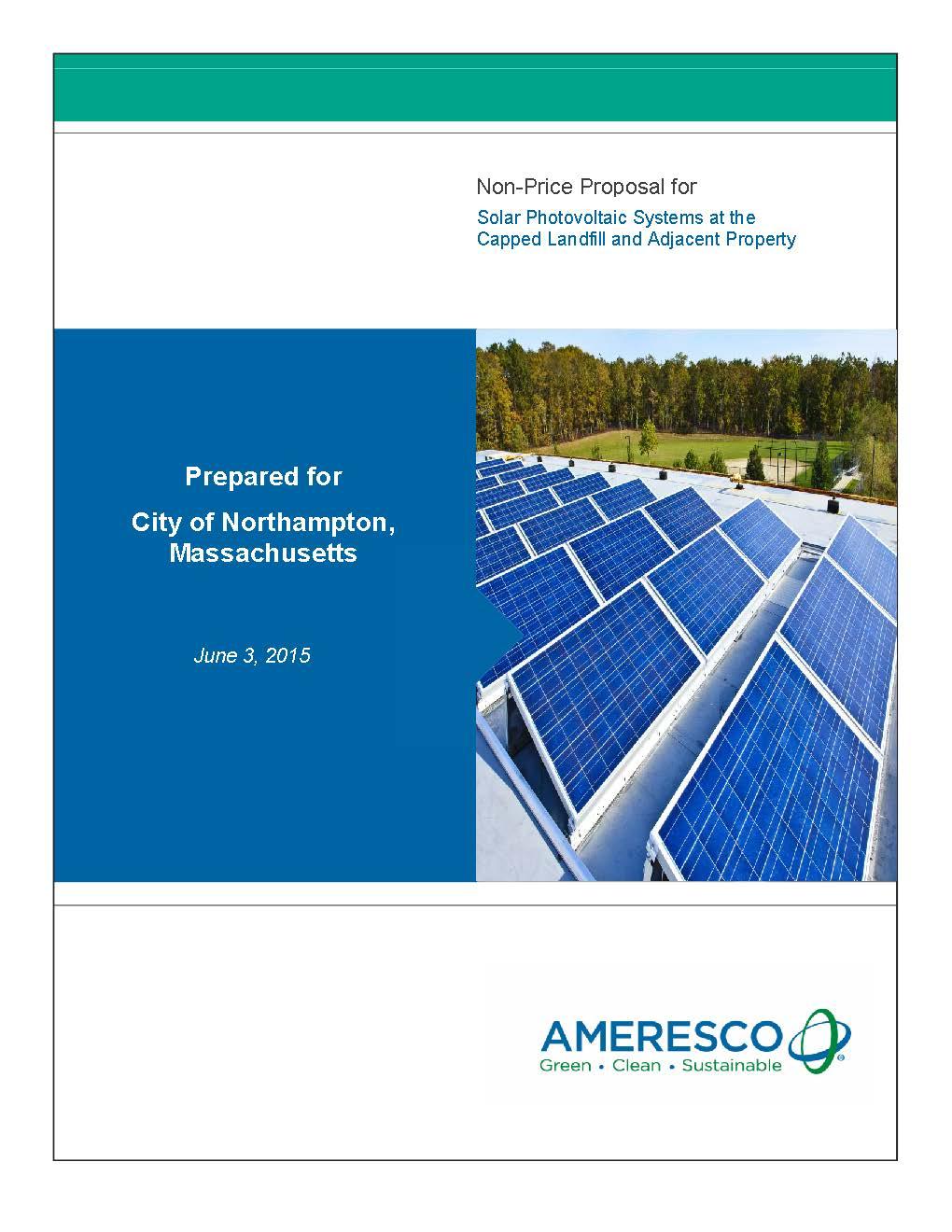 Landfill Solar Array | Northampton, MA - Official Website