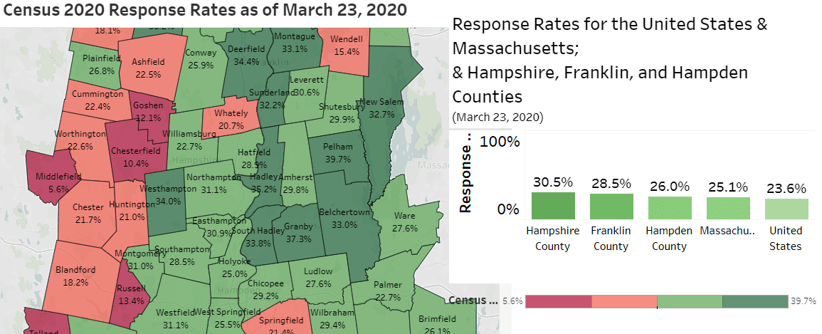 Image of Response rate map