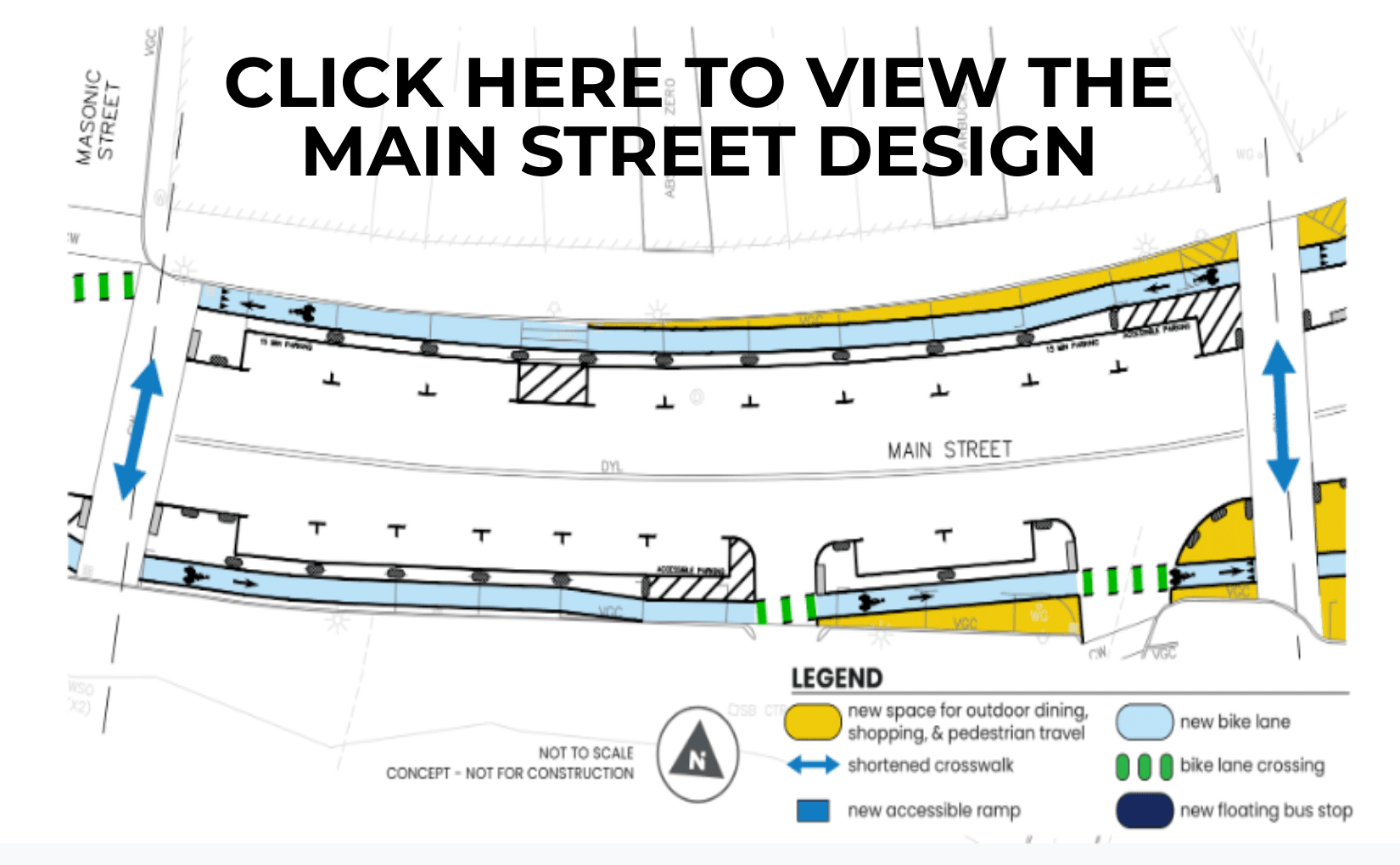Image of Main Street Design Plan