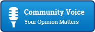 Community Voice - Your Opinion Matters